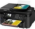 Epson Work Force WF-3520 Printer