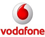 Vodafone Mobile Network Logo