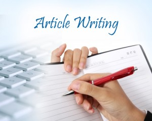 write article your own way to earn money